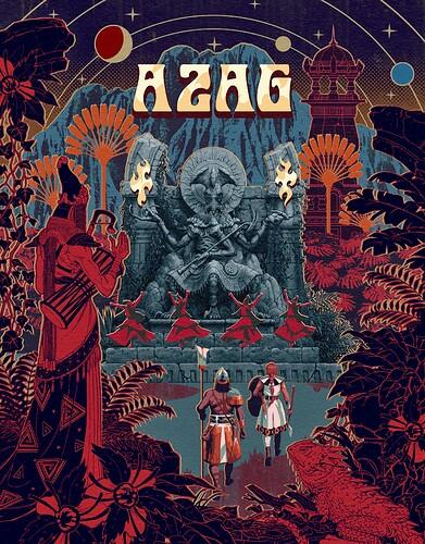AZAG Cover