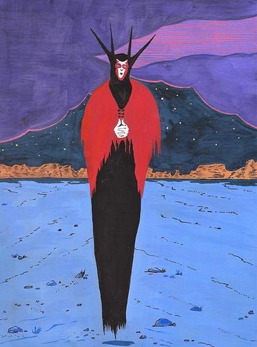 desert priest