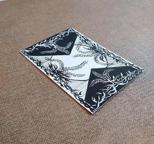 Fern Card Back