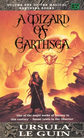 """Illustration on the """"Earthsea Quartet"""" cover - Science Fiction ..."""